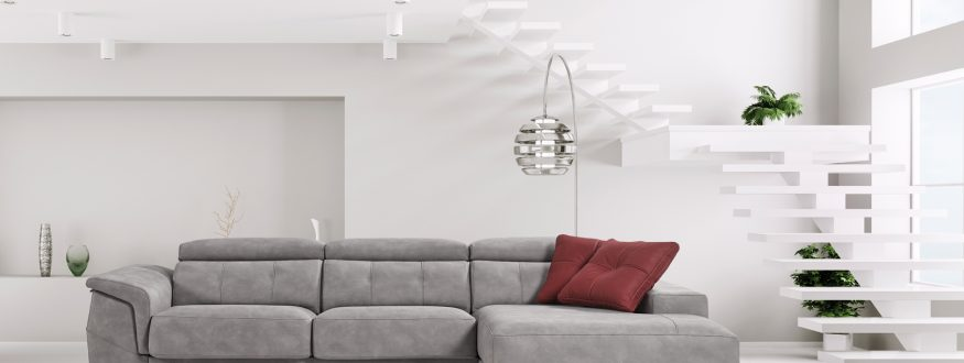 Ideas para decorar con gris