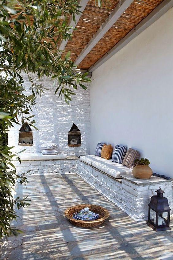 mediterráneo-estilo